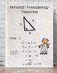 Maths Posters - Pythagoras