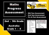 Maths Progress Assessment: Diagnostic Tests for Grade 1—Grade 4 Students