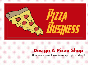 Pizza Business Math Project