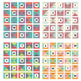 Math Puzzle Bundle - Addition/Subtraction/Multiplication/Division