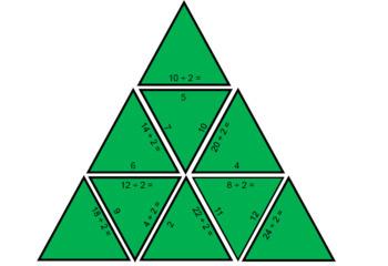 Maths Puzzles: Division