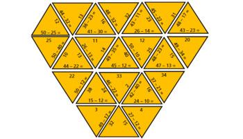 Maths Puzzles: Subtraction