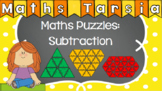 Maths Puzzles: Subtraction