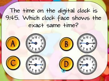 Maths Quiz Activote Flipchart