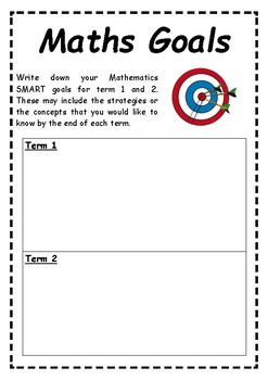 Maths Reflective Journal Lower Primary Semester 1