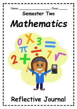 Maths Reflective Journal Upper Primary Semester 2
