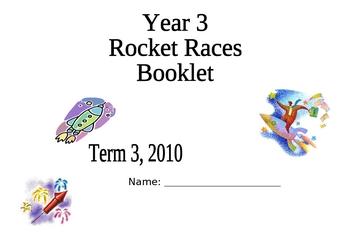Maths Rocket Races