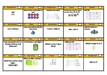 Maths Skill Tracker