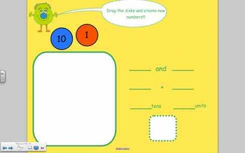 Maths - Smartboard - Comparing numbers