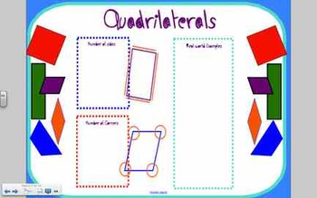 Maths - Smartboard - Shapes and Measurement