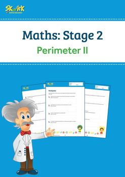Perimeter Problem Solving Worksheet ACMMG084