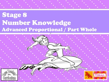 Maths - Stage 8 Numeracy Knowledge Support Games