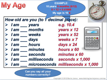 Maths Starters 2 (Powerpoint with answers)