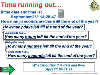 Maths Starters 3 (Powerpoint with answers) ... get thinking mathematically!