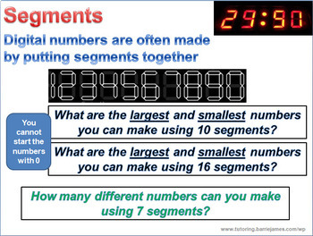 Maths Starters BUNDLE (1,2,3,4) (Powerpoint with answers)