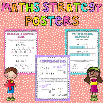 Maths Strategies Posters