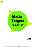 Maths Target Sheets - Year 2