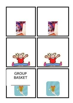 Maths Taskboard and Activity Basket Labels