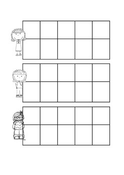 picture regarding Free Printable Ten Frames named Maths 10 Body Youngsters Free of charge Printable Black and White 10 Frames