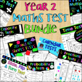 Maths Test Mega Bundle - Year 2