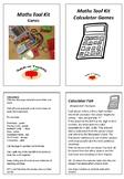 Maths Tool Kit - Calculator Games