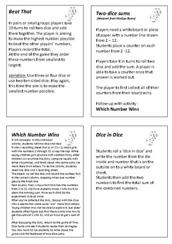 Maths Tool Kit - Combined Cards