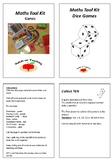 Maths Tool Kit - Dice Games