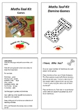 Maths Tool Kit - Domino Games