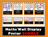Maths Wall Display Poster BUNDLE