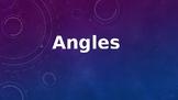 Maths Warm Up Angles Area