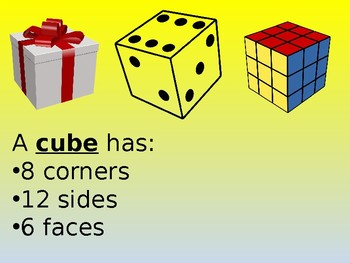 Maths Warm Up- Before and After number, 3D shapes, Money and Time