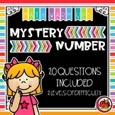 Maths Warm Ups: Mystery Number