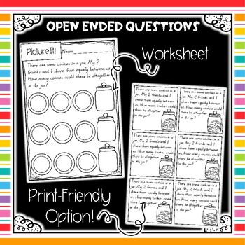 Maths Warm Ups: Open Ended Questions