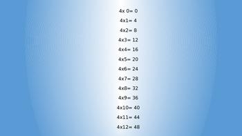 Maths Warmup 1