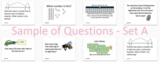 Maths - Word Problems Bingo - All operations