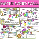 Maths Word Wall