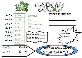 Maths beat that