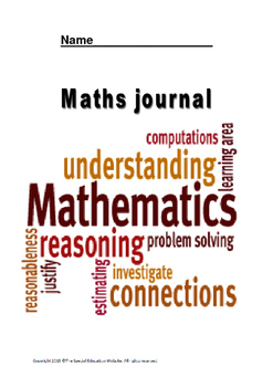 Maths journal