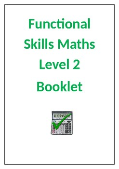 Maths level 2 workbook. Whole year of resources. Great for revision or homework.