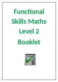 Maths level 2 workbook. Whole year of resources. Great for