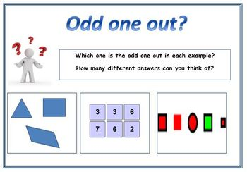 Maths problem solving/Ice breaker/team building. With answers