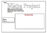 Maths project for middles and upper grades