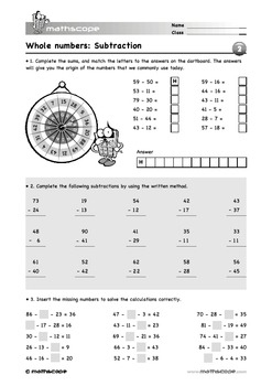 Mathscope workbook