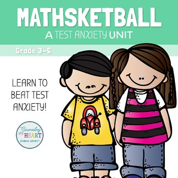 Test Anxiety Picture Book (Book Video)