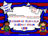 Mathtastic! 3 digit Addition Task Cards