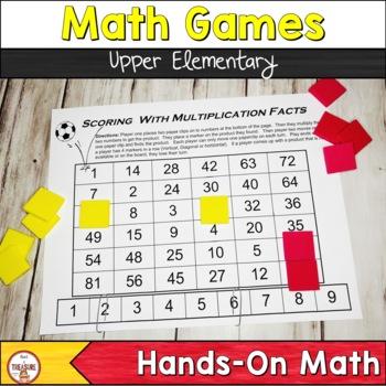 Mathtastic Math Games
