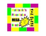 Mathtastic's 4th Grade Place Value Games MEGA Bundle for C
