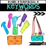 Mathtivity Tool Kit subtraction