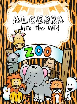 Mathventure: ALGEBRA Into the Wild