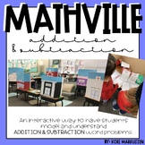 Addition and Subtraction Word Problems - Mathville